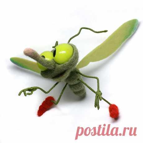 Миниатюрные игрушки от Ирины Егоровой