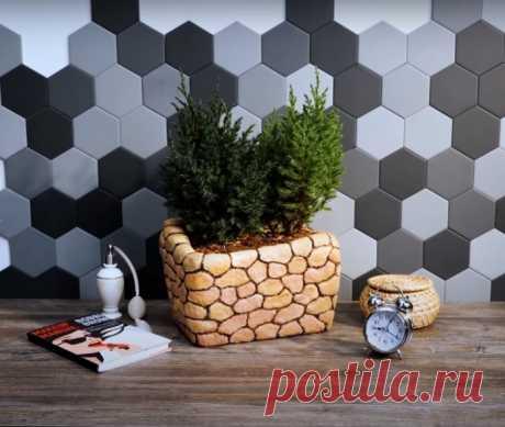 Декор из бетона своими руками: эффективно и доступно