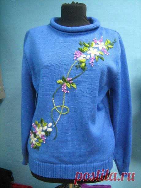 Como adornar la chaqueta de punto:: la Moda:: JustLady.ru - el territorio de las conversaciones femeninas