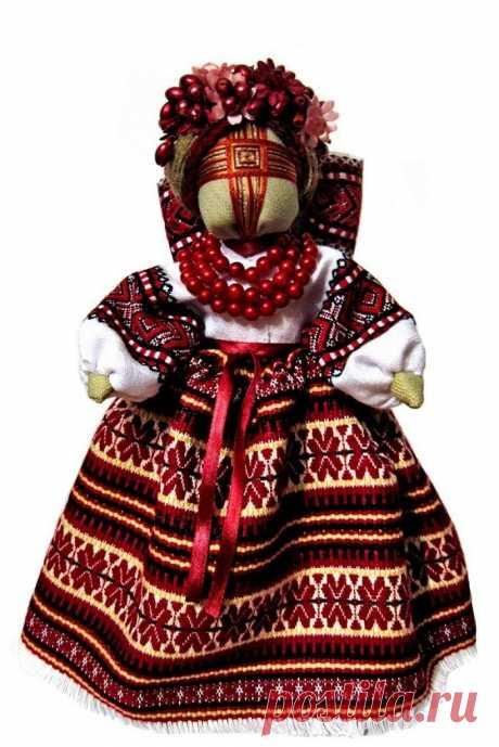 Кукла мотанка своими руками. Кукла оберег: пошаговая инструкция с фото