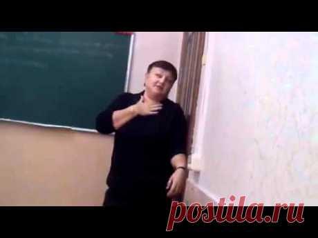 Встреча ярого прогульщика - Дима пришёл - YouTube
