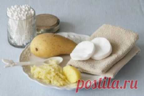 Молодой картофель против увядающей кожи | Уход за лицом | Само Совершенство