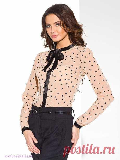 (100%) Модные блузки и женские рубашки весна-лето 2021: фото, тенденции