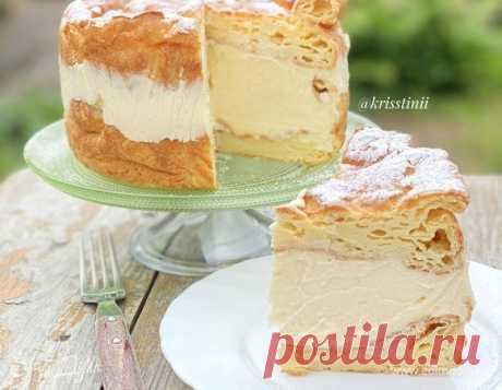 Торт «Карпатка» рецепт 👌 с фото пошаговый