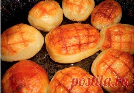 """Вкуснейший запеченный картофель """"Отмороженный""""."""