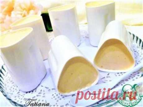 Йогурт карамельный - кулинарный рецепт