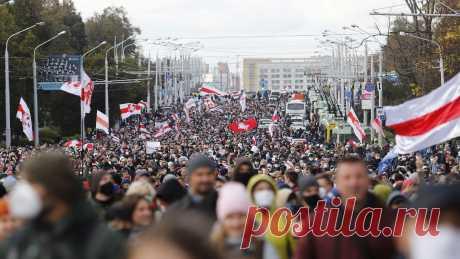Оппозиция Белоруссии готовится нарастить активность в ближайшую неделю - Газета.Ru | Новости