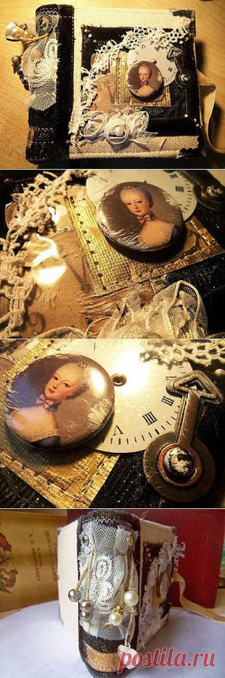 Ручная работа Светланы Горбатюк. Hand made by Svetlana-Vetka. : записные книжки