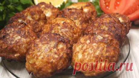 Las croquetas sabrosas sin gramo de la carne de la col - las recetas Simples Овкусе.ру
