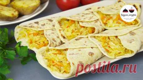 Лепешки вместо хлеба: готовлю их сейчас практически каждый день (нужно просто смешать картофель с мукой)   Кухня наизнанку   Яндекс Дзен
