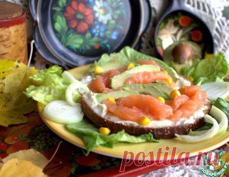 Малосольный лосось за 15 минут – кулинарный рецепт