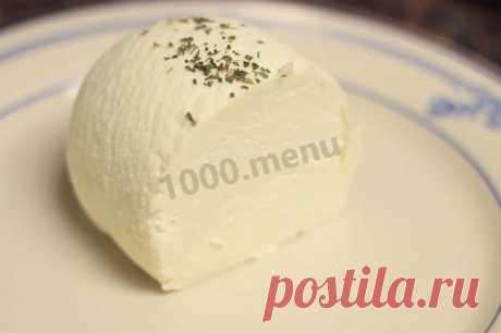 Домашний сыр из козьего молока рецепт с фото пошагово и видео - 1000.menu
