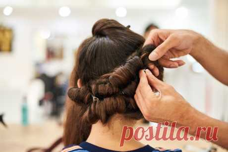 Как накрутить волосы и справляться с кудрями
