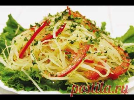 Рецепт приготовления капустного салата. Принципы Лазерсона -  Капустные салаты
