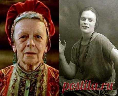 Знаменитые бабушки нашего кино. Какими они были в молодости | КИНОДЖЕМ | Яндекс Дзен