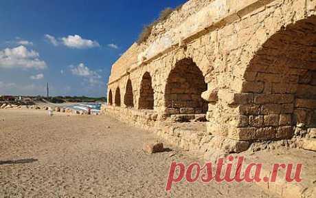 Хотите прикоснуться к древней истории Кейсарии? Часть 1 | Мир вокруг нас
