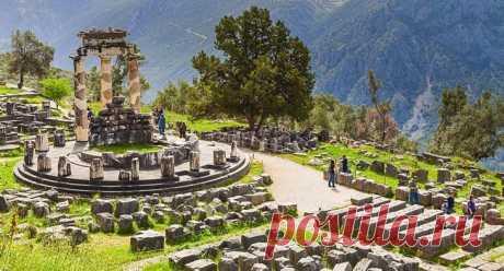 Мифические места в Греции, которые существуют на самом деле / Туристический спутник