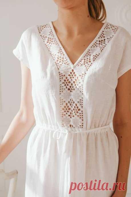 Невероятные сочетания ткани и вязания. Лучшие идеи для рукодельниц.   МАМИНО СЧАСТЬЕ   Яндекс Дзен
