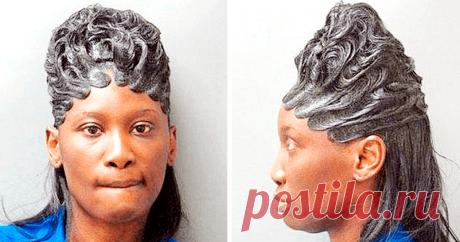 Ночной кошмар стилиста: 10 адовых причёсок, от которых хочется смеяться до слёз - Все самое интересное! Прическа — отличный инструмент самовыражения. Вместе с одеждой и макияжем она позволяет...