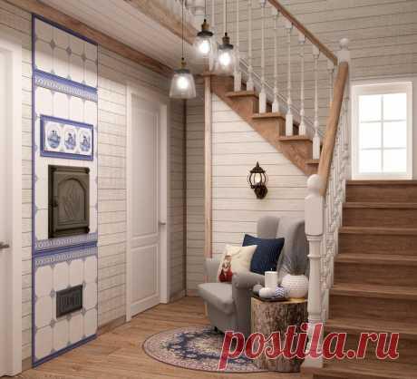 Дом мечты в Подмосковье с мебелью из ИКЕА — Roomble.com