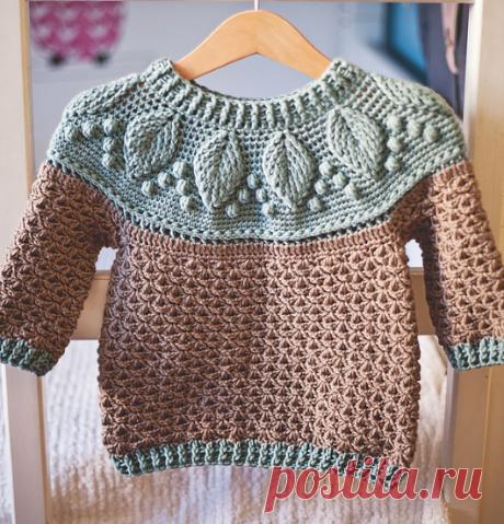 Вязаный пуловер Harvest | ДОМОСЕДКА