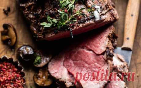 Домашняя буженина из свинины | Рецепты (Огород.ru)