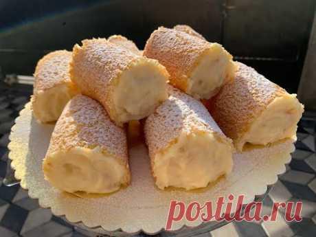 🥰🥰Рецепт 💣Бабушкин десерт, чудесный со вкусом 🤩Рецепт быстро и легко .. !!!