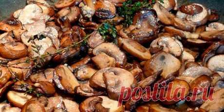 Теперь жарю грибы только по этому рецепту! Идеальный вкус! Все восхищаются этим блюдом!