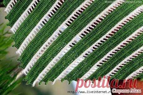 Боснийское вязание - вязание соединительными/слепыми столбиками | Ирина Буланова | Яндекс Дзен