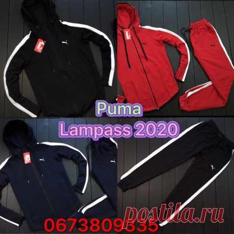 Спортивный костюм PUMA Lampass хит продаж 2020 весна лето: 555 грн. - Мужская одежда Хмельницкий на Olx