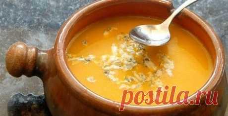 Как приготовить тыквенный супчик - рецепт, ингредиенты и фотографии