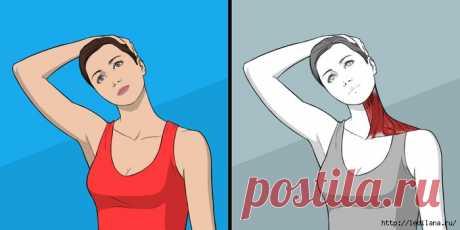 9 упражнений для растяжки, заменяющих массажистов