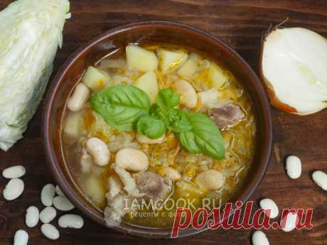 Фасоль белая — подборка рецептов с фото и видео