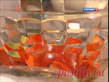 Салат с авокадо 2 вида   Александр Селезнев