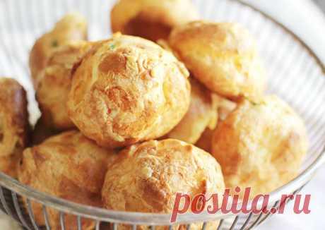 Гужеры — французские заварные булочки — Sloosh – кулинарные рецепты