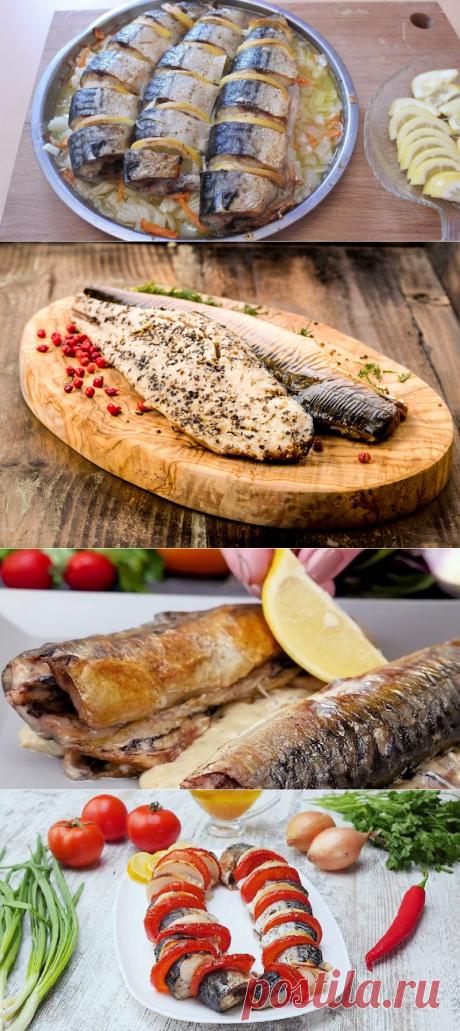 Как приготовить скумбрию: 7 аппетитных блюд для настоящих фанатов нежной рыбки...