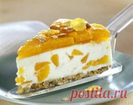 Для фигуры малоопасны: низкокалорийные йогуртовые торты / Простые рецепты