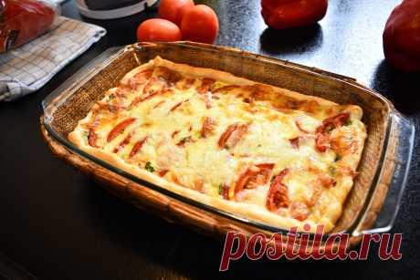По просьбе подписчиков готовлю знаменитый Киш Лорен: сколько бы не готовила всегда мало. Делюсь рецептом  на вкус и цвет товарищей нет!