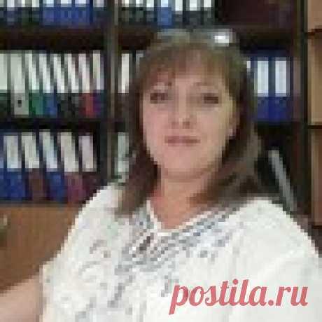 Наталья Шамсутдинова