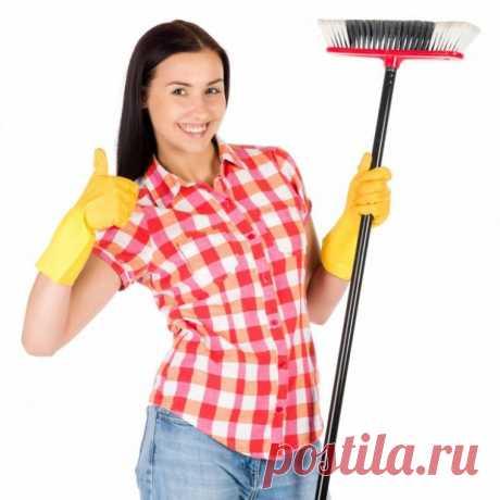 Главные секреты быстрой уборки от Марлы Силли