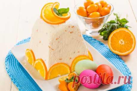 «Пасха с апельсином».