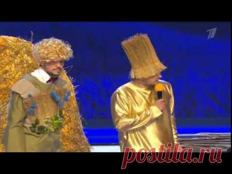 КВН 1/2 финала 26.10.2014 - Песня про коня - ЛЮБЭ cover от команды СОЮЗ