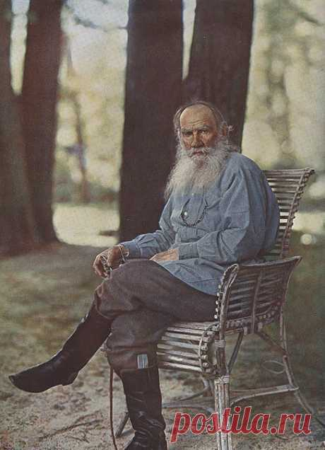 5 зашифрованных божественных заповедей, которые открыл Лев Толстой, перед тем, как его отлучили от церкви | Счастливая Жизнь | Яндекс Дзен