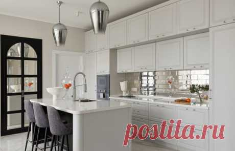 Планируете белую кухню? Тогда наши идеи для вас! — INMYROOM