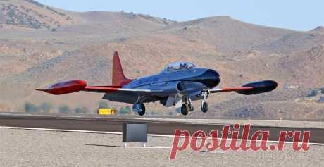 Фото Lockheed T-33 Shooting (N377JP) ✈ FlightAware