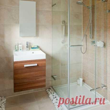 Идеи, которые облегчат жизнь владельцам маленьких ванных / Домоседы
