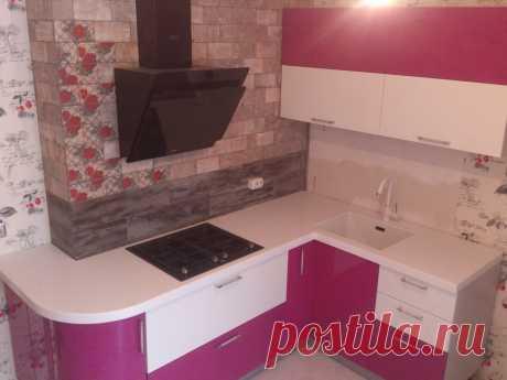 5 идей дизайна кухни в хрущевке 5-6 кв.м   Вкусно и полезно об интерьере   Яндекс Дзен