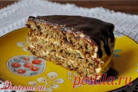 Торт на халве