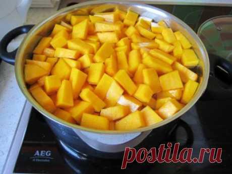 «Эстонский ананас» или тыква маринованная | Четыре вкуса
