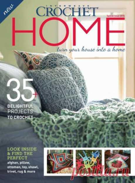 Interweave Crochet HOME Spesial Issue 2015